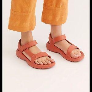 Women's Teva Hurricane drift sandals